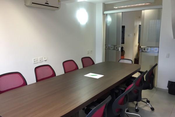 Sala de reunião 1o andar Myhub